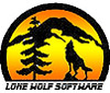 Car Care Software by Lone Wolf Software Logo