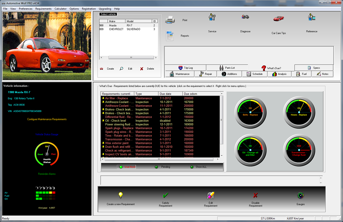 car care software image